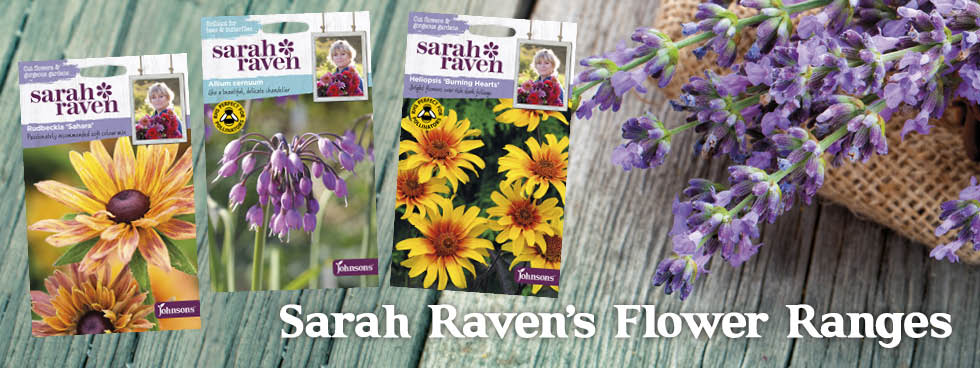 Sarah Raven's Flower Ranges