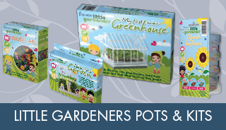 Little Gardeners Pot & Kits