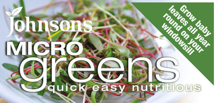 microsgreens - quick easy nutritious