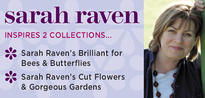 Sarah Raven Flowers Collection