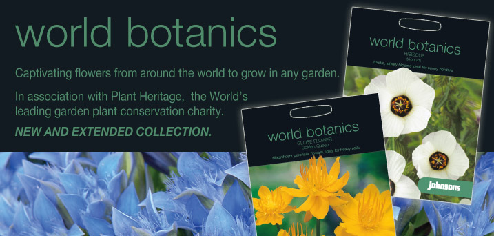World Botanics... transnational varieties perfect for the passionate gardener